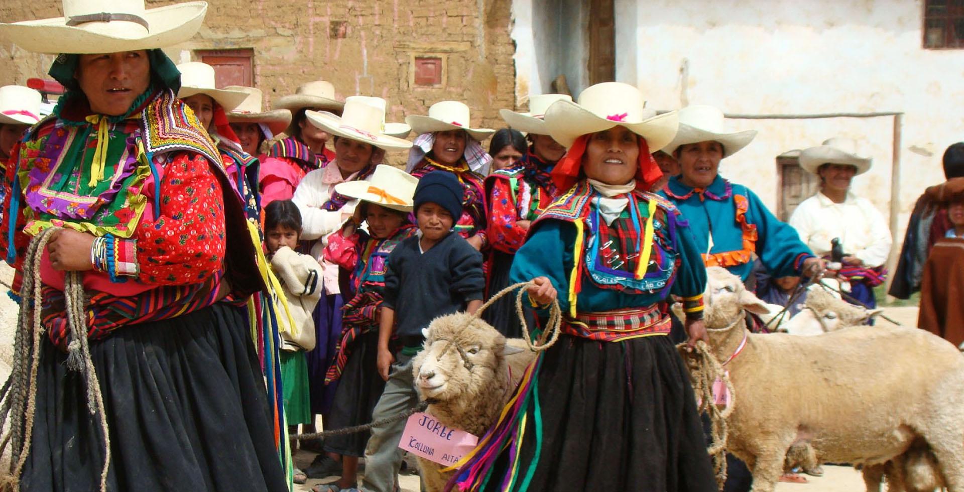 INCAHUASI Y CAÑARIS, HERMOSA SIERRA LAMBAYECANA